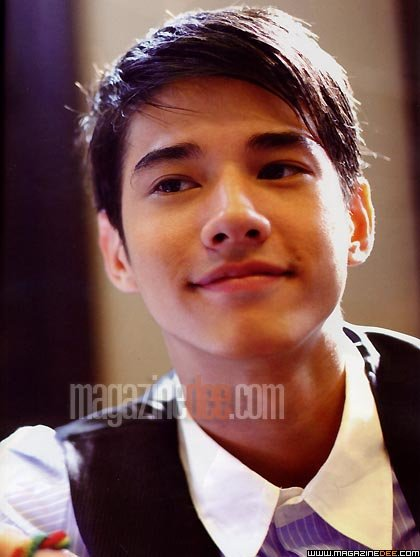 mario maurer love of siam. i absolutely love mario